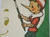 Моя любимая книга - Буратино