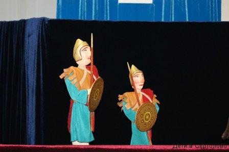 волшебная флейта, Сертолово