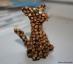 Необычный пластилиновый кот