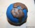 Пластилиновая модель земли своими руками