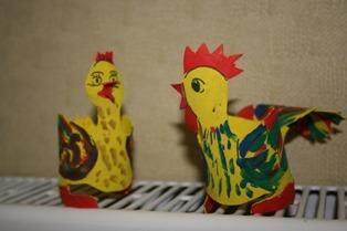 сказка про непослушных цыплят