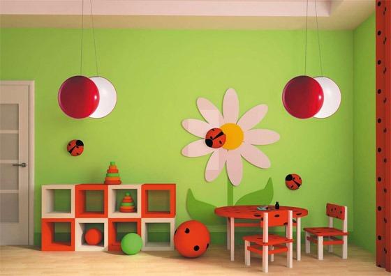 детская комната мечта
