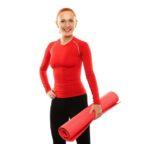 Уроки фитнеса дома с Катериной Буйда
