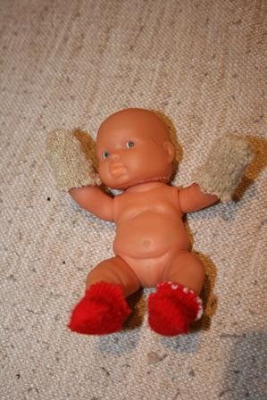 делаем одежду для кукол