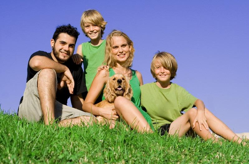 Жизнь современной семьи