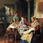Будущей бабушке…