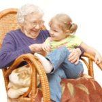 Родители и бабушки: как построить точки пересечения?