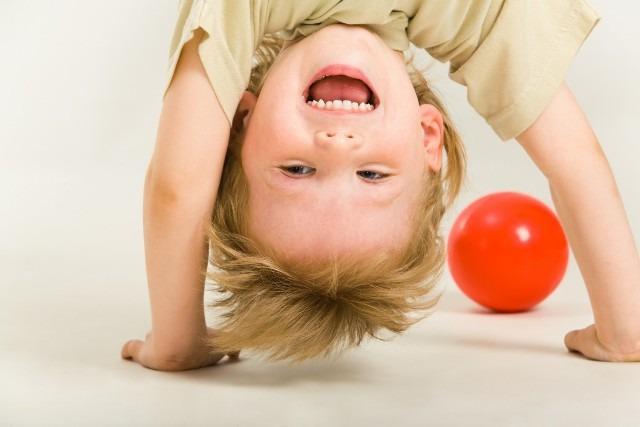 упражнение для детей и родителей