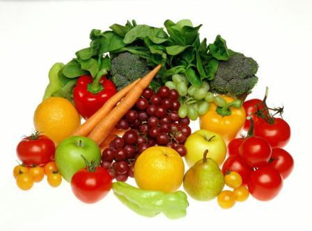Ребенок не ест овощи и фрукты или Что ест ребенок?