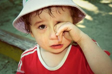 расстроенный ребенок или неправильный выбор.