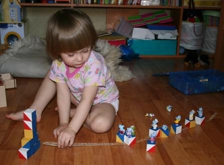 игра, как деятельность ребенка