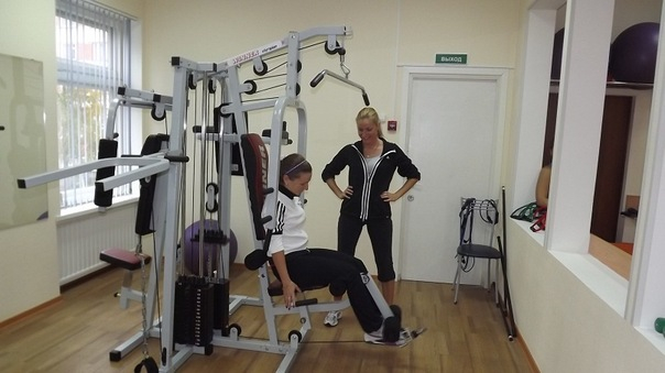 фитнес в сертолово