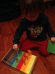 изучаем цвета