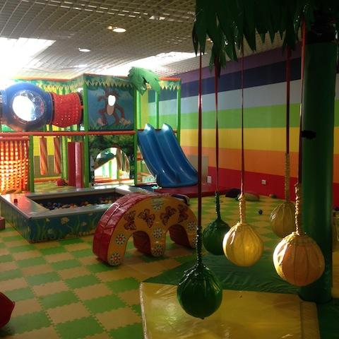 развлекательные центры и дети