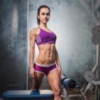 Уроки фитнеса дома с Янелией Скрипник