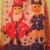 Пластилиновые новогодние открытки