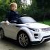 Электромобиль — игрушка мечта!